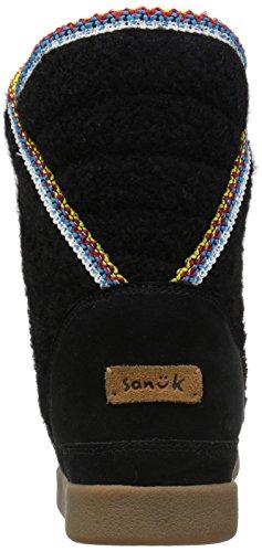 Sanuk Women's Big Bootah Winter Boot Black xqwl5ctp