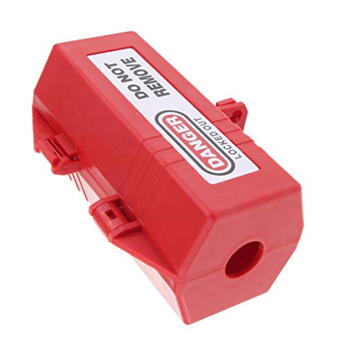 Lockout Tagout Device Electrical Large Plug Lockout Tagout Box Lock Device