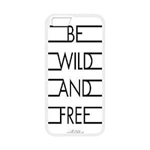 """Black & White Quotes iPhone6S 4.7"""" Cover Case, Cheap iPhone6S 4.7"""" Cover"""
