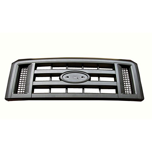 OE Replacement Grille FORD VAN FORD ECONOLINE 2008-2014 (Partslink FO1200509) ()