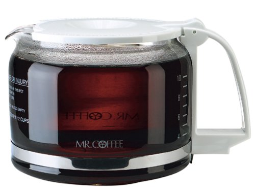 Mr. Coffee PD12-1 10-12 Cup Replacement Decanter ()