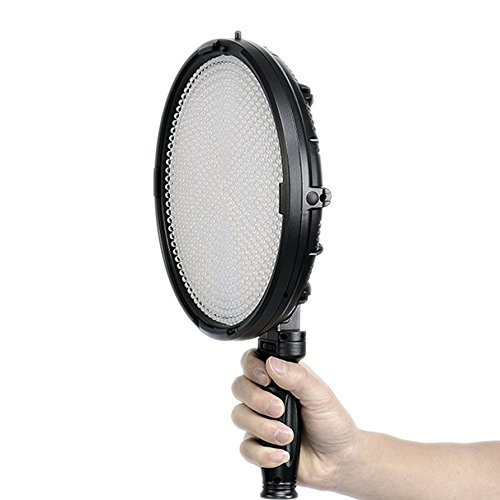 TOLIFO LED PT-800S Dimmable Ultra High Power Panel Digital Camera / Camcorder Video Light, LED Light for Canon, Nikon, Pentax, Panasonic,SONY, Samsung and Olympus Digital SLR Cameras