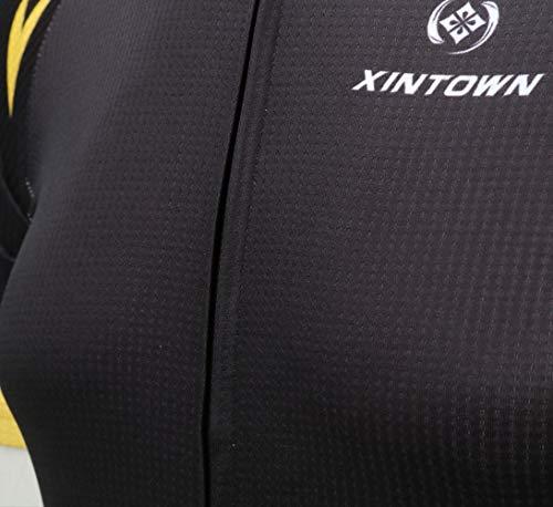 Chaud Pantalon Velours D Le Costume De Vêtements Douille Mens Combinaison Long Cyclisme Mâle Bicyclette Costume Vélo Plus ngvqTwx7P