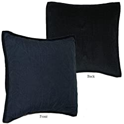 Nautica Rigger Quilted Front Decorator Stuffette Pillow