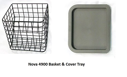 Nova 4900 Rollator Basket and Cover Tray (serial # JN)
