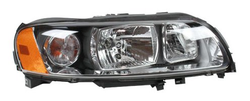 - TYC 20-9081-90 Volvo S-60 Passenger Side Headlight Assembly