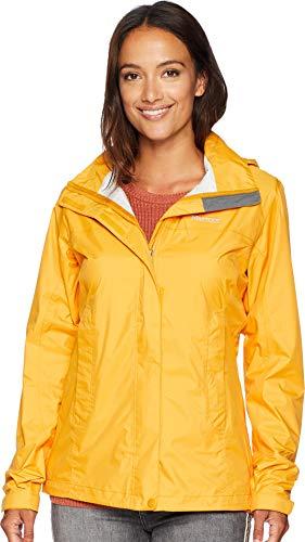 Marmot Women's PreCip¿ Jacket Golden Eye Large ()