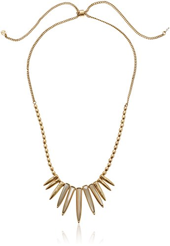 Lucky Brand Sun Ray Necklace, - Brand Ray