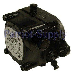Suntec Fuel Oil Pumps (100 PSI at 3 GPH A2VA-7116 Single Stage Oil Fuel Pump)