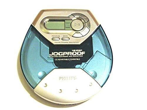 Philips Jogproof Portable Cd - Philip Cd Player