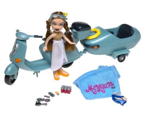 (Lil' Bratz: Beach Bike with Exclusive Spring Break Blitz Meygan)