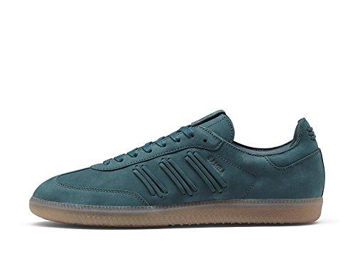 Adidas Samba Des Femmes De W Tech Daim Vert Tech Vert