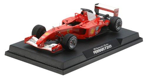 Ferrari F2001 No.1 w/Display Case (Plastic model) by Tamiya
