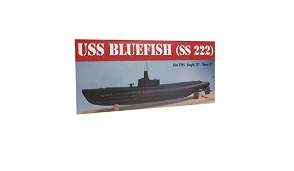 USS Bluefish Submarine 33 inches long Dumas by Dumas: Amazon.es: Juguetes y juegos