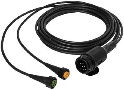 cables enchufe de 13 polos Asp/öck Cable para remolque 4 m