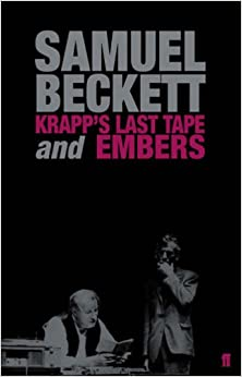 Book Krapp's Last Tape and Embers