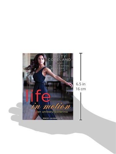 Life in Motion: An Unlikely Ballerina by Tantor Audio (Image #1)