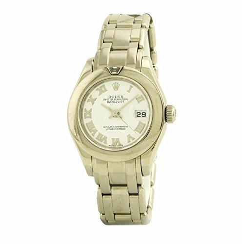 Rolex Masterpiece swiss-automatic womens Watch 80329 (Certified Pre-owned) (Rolex Masterpiece)