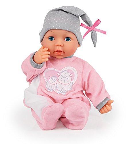 Bayer Design 93829 - My Piccolina Interactive Puppe, 38 cm
