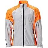 Product review for Sun Mountain Mens Cumulus Full Zip Rain Jacket