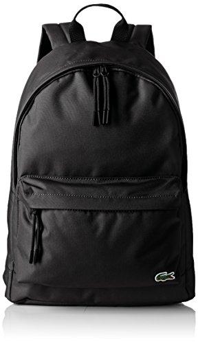 Lacoste Herren Nh1595ne Tasche, 40.5 x 14 x 31 cM Schwarz (Black)