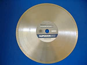 """10 Inch (10"""") Diamond Saw Blade, Wet or Dry, 5/8"""" Arbor Select"""