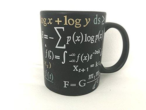 Exotic Store Math Formula Mug Mathematical Formulas Coffee Mug 11oz Ceramic Gift