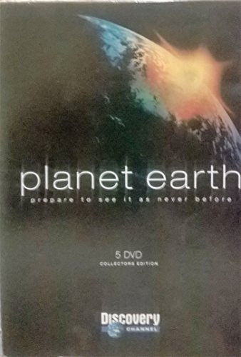 - Planet Earth: The Complete Series (5-Dvd Collector's Edition Boxed Set) Discovery Channel