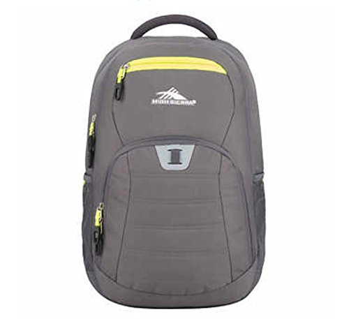 High Sierra Riprap Backpack Grey