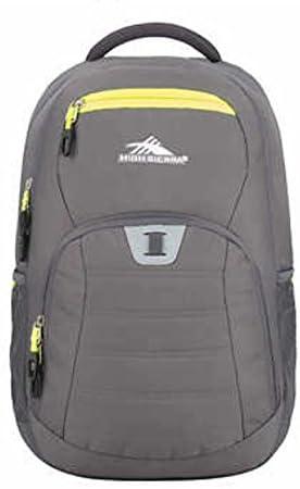 High Sierra Riprap Backpack Grey