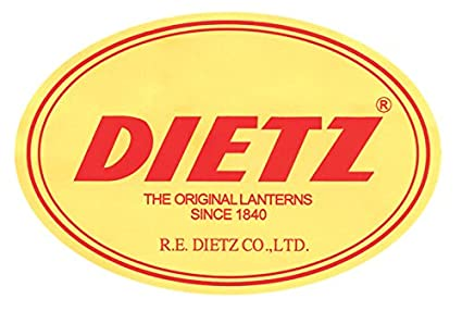 Black Dietz #76 Original Oil Burning Lantern