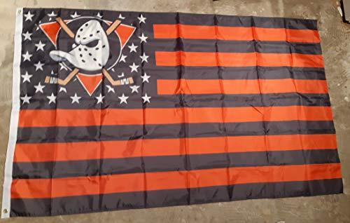 - Anaheim Ducks Flag