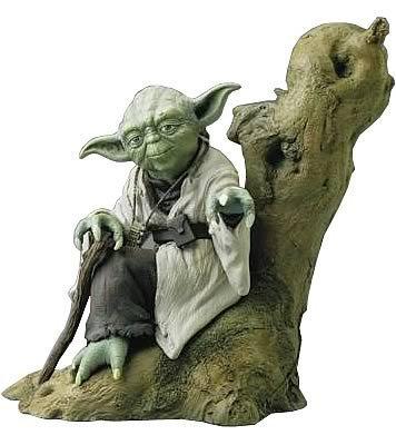 Kotobukiya Vinyl Star Wars Yoda Model Kit