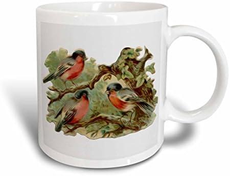 3D Rose 104678/_6 Two Tone Mug 11 oz Blue mug/_104678/_6