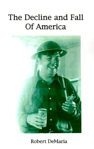 book cover of The Decline and Fall of America