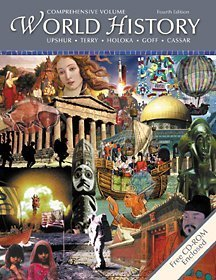 World History, Comprehensive Edition, Non-InfoTrac Version (with Migrations CD-ROM)
