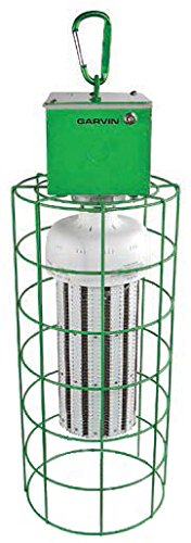 100 Watt Led Temporary Job Site Light With A Steel Cage-1 per case