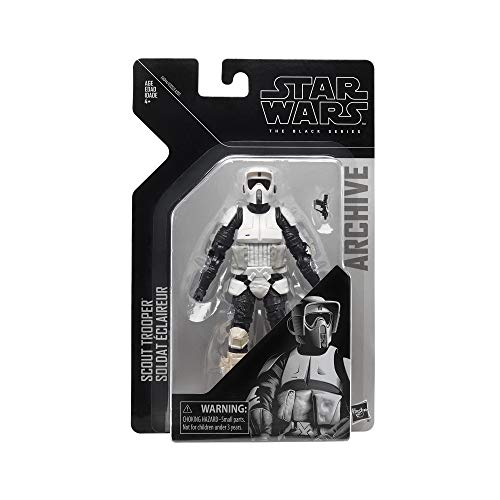 - Star Wars The Black Series Archive Biker Scout 6