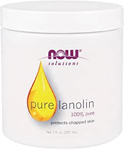 NOW Foods Pure Lanolin-7oz