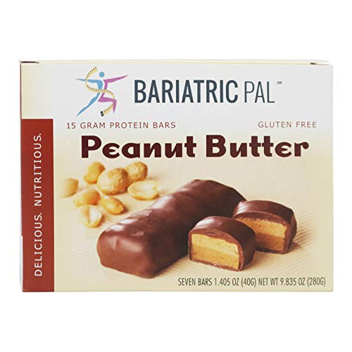 BariatricPal High Protein Bars - Peanut Butter