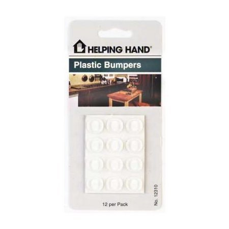 Helping Hands Plastic Bumpers 12310 - Pack of 3