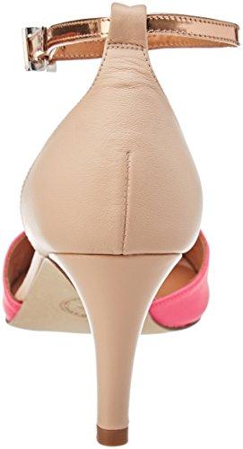 et Jolene 40 Bride Rose Neon Go Femmes EU Calf Emma Pink Cheville Sandales Nude awT5xqz
