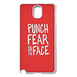 Case for Samsung Galaxy Note 3, Punch Fear Case for Samsung Galaxy Note 3, Dustin White