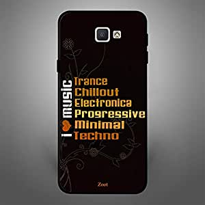 Samsung Galaxy J5 Prime I love musics