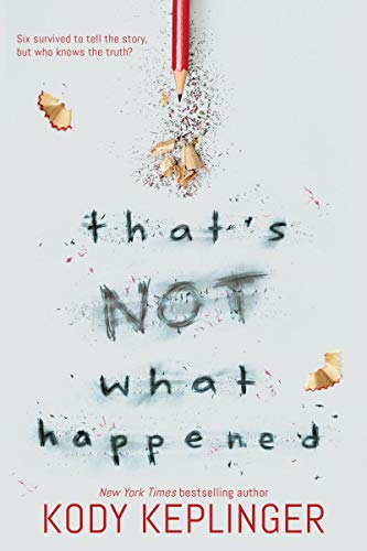 That's Not What Happened (Columbine Book)