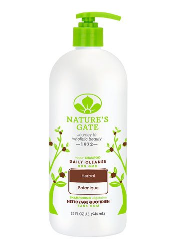Nature S Gate Herbal Daily Shampoo  Gallon