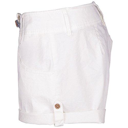Chiemsee Mujer Leyla Pantalones Cortos Blanco
