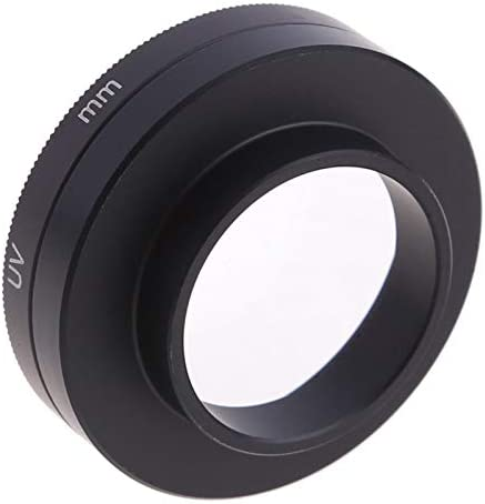 10pcs//lot 3 In1 37 40.5 43 46 49 52 55 58 62 67 72 77 82 UV Filter Adapter Ring+ Lens Cap for Gopro HD Hero 4//3 Plus // 3//3+ 40.5mm ND UV CPL Filter