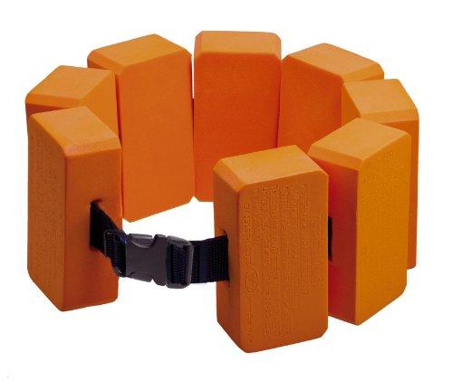 Fashy Kinder Schwimmgürtel 8-Pads, orange, 8360