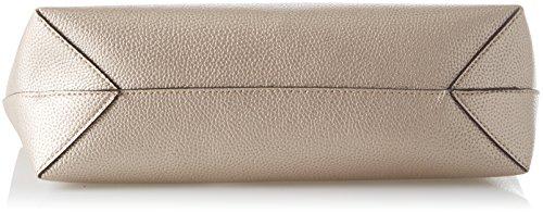 Bags main Pale Guess Sacs Flap Multicolore Bronzefuchsia portés Txfqpd